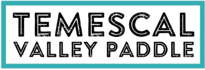 Temescal Valley Paddle logo