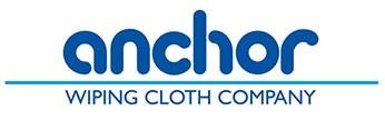 Company Logo Anchor Wiping Cloth Co.