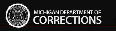 Michigan Department of Corrections logo