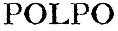 Company Logo POLPO