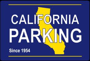 Company Logo California Parking Co