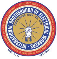 International Brotherhood of Electrical Workers (IBEW) Local 130 logo