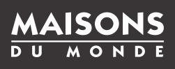 Company Logo MAISONS DU MONDE BELGIQUE