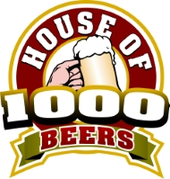 Company Logo House of 1000 Beers