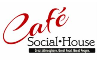 Cafe Social House logo
