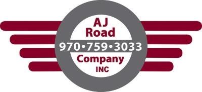 AJ Road Company logo