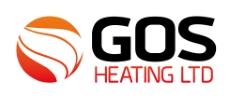Company Logo GOS Heating