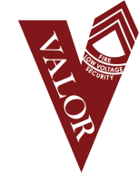 Valor Fire Protection logo