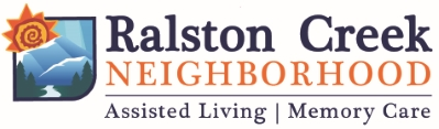 RalstonCreek Neighborhood logo