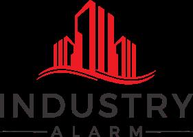 Industry Alarm logo