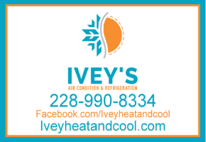 Ivey's Air Condition and Refrigeration logo