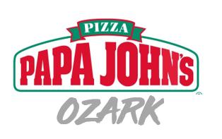 Ozark Pizza Company logo