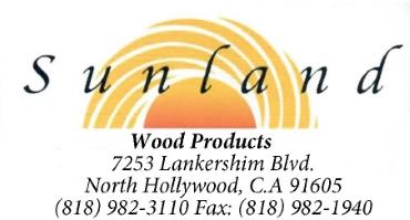 Sunland Wood Products logo