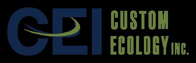 CUSTOM ECOLOGY, INC. logo