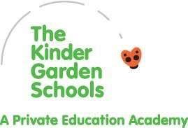 Company Logo The Kinder Garden School Blue Ash