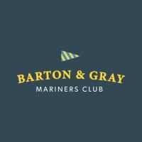 Company Logo Barton and Gray Mariners Club