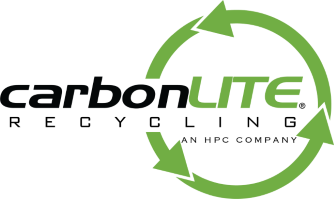 CarbonLITE Recycling logo