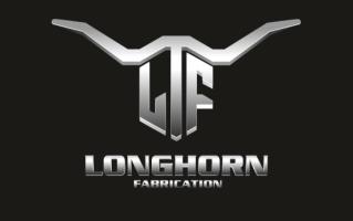 Company Logo Longhorn Fabrication