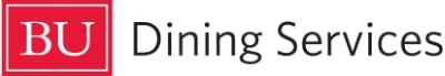 ARAMARK, Boston University Dining Services logo