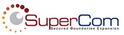 SuperCom logo