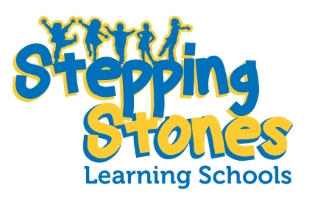 Stepping Stones Learning Schools logo