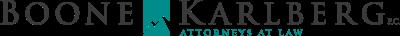 Boone Karlberg P.C. logo