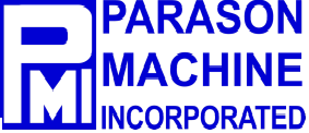PARASON MACHINE, INC. logo