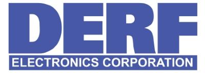 DERF Electronics logo