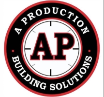 A Production Building Solutions logo