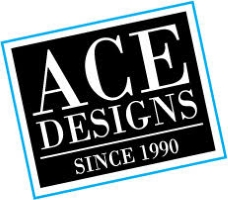 Ace Designs logo