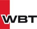Company Logo WBT-Industrie GmbH