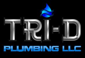 Tri-D Plumbing LLC logo