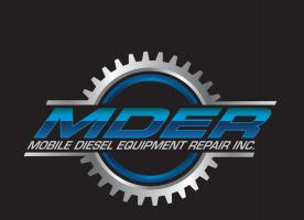 Mobile Diesel Equipment Repair Inc. MDER Inc. logo