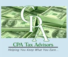 CPA Tax Advisors logo