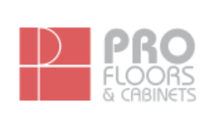 ProFloors and Cabinets logo