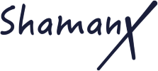 Company Logo SHAMANX
