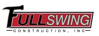 Full Swing Construction, Inc. logo