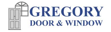 Gregory Door & Window logo