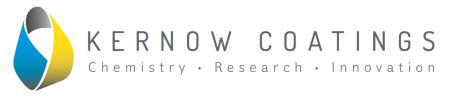 Company Logo Kernow Coatings Limited