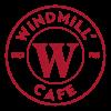 Company Logo Windmill cafe