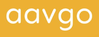 Company Logo AavGo
