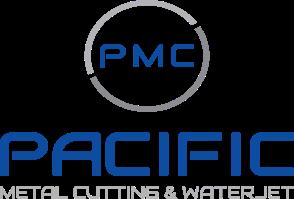 Pacific Metal Cutting & Waterjet logo