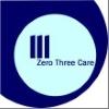 Company Logo Zero Three Care Homes