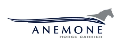 Company Logo Anemone Horse Trucks BV