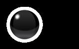 Company Logo Black Marble