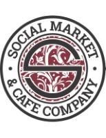 Social Market & Cafe Co. logo