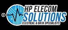 Company Logo HP Elecom Solutions Ltd