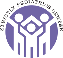 Strictly Pediatrics Center logo