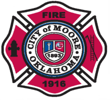 Company Logo Moore Fire Department