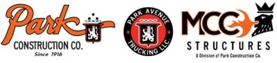 Park Construction Company logo